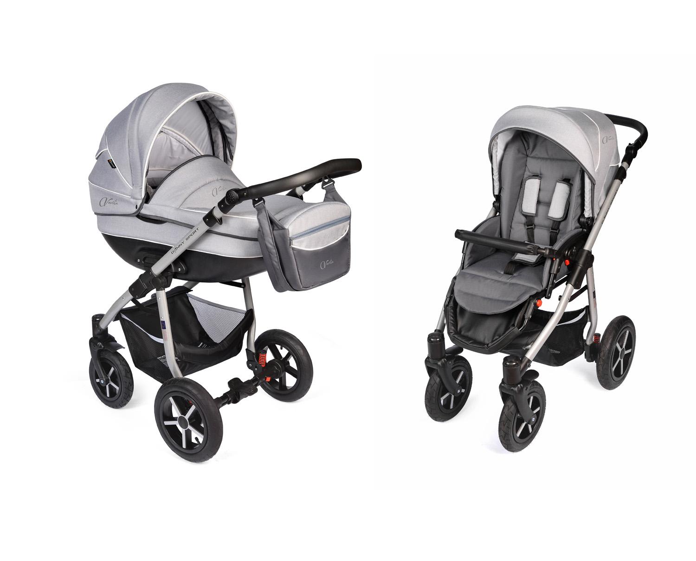 clamaro kombikinderwagen varita kinderwagen babywagen. Black Bedroom Furniture Sets. Home Design Ideas
