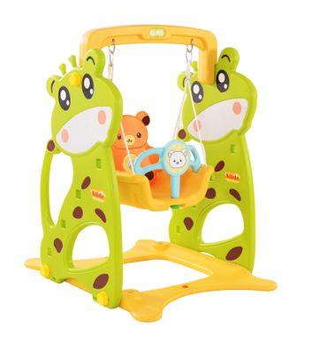 Clamaro Crazy Zoo Kinder Schaukel Kinderschaukel Babyschaukel draußen drinnen indoor outdoor sehr stabile Ausführung