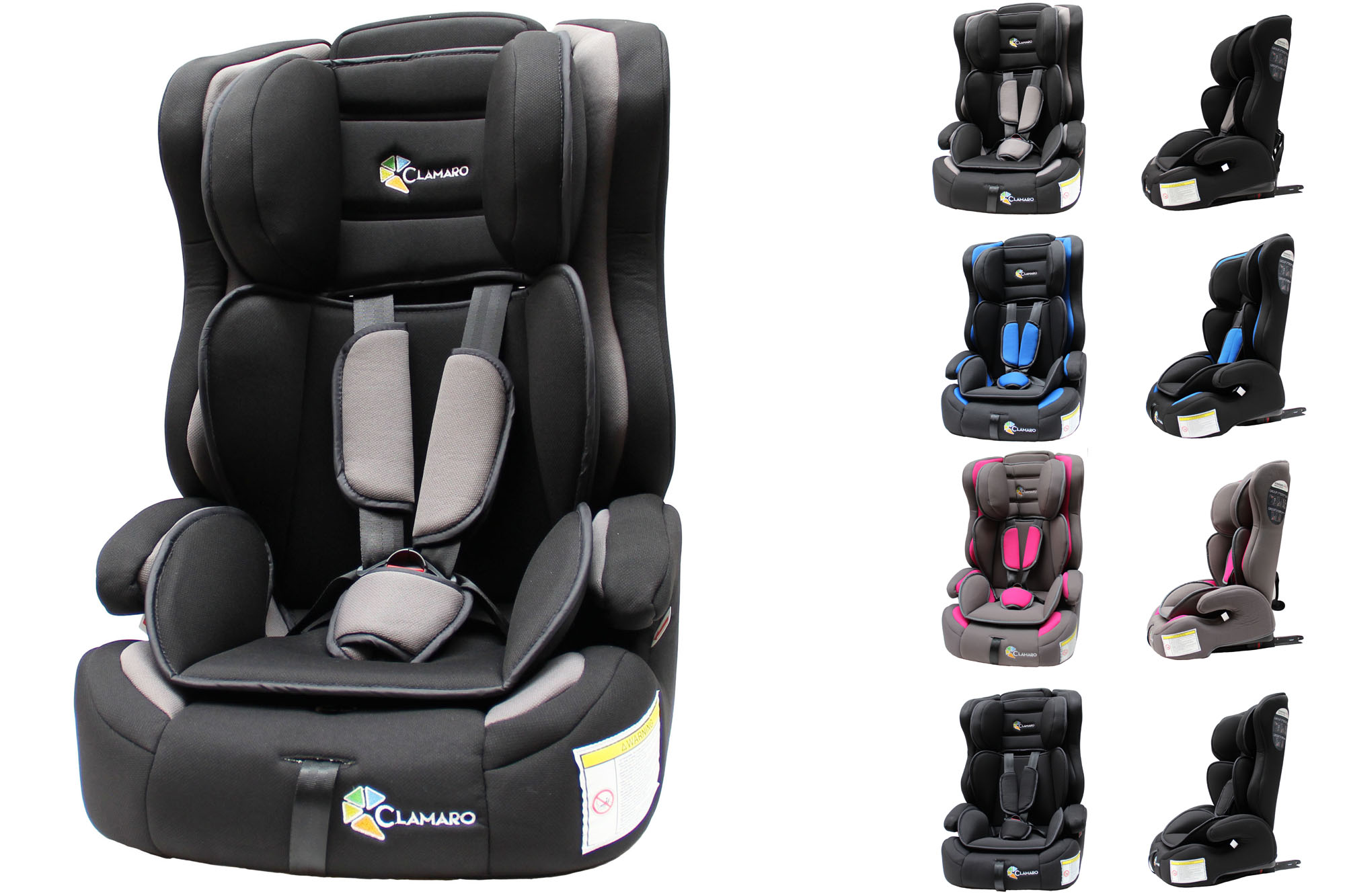 autokindersitz mit isofix von 9 bis 36 kg gruppe 1 2 3. Black Bedroom Furniture Sets. Home Design Ideas