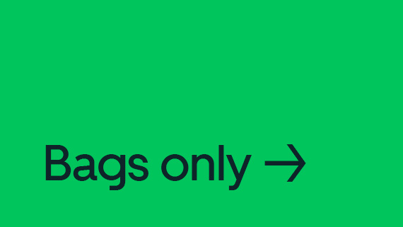 Bag only