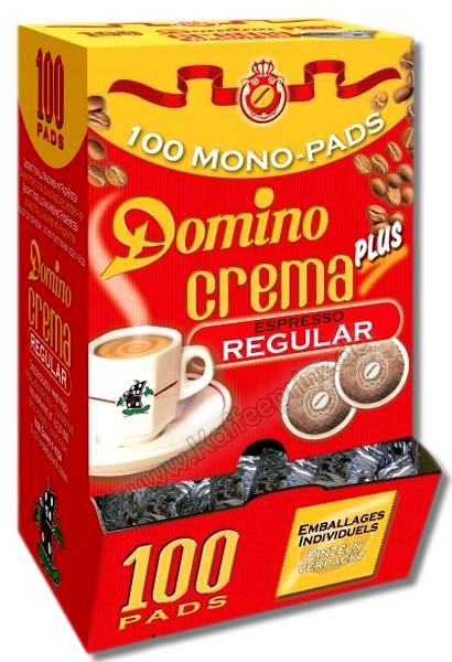 DOMINO Crema Espressopads Box