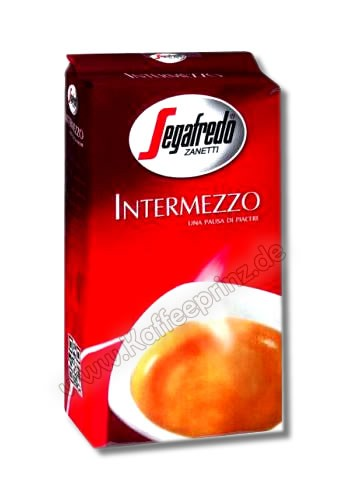 Segafredo Intermezzo Espresso gem. 250g