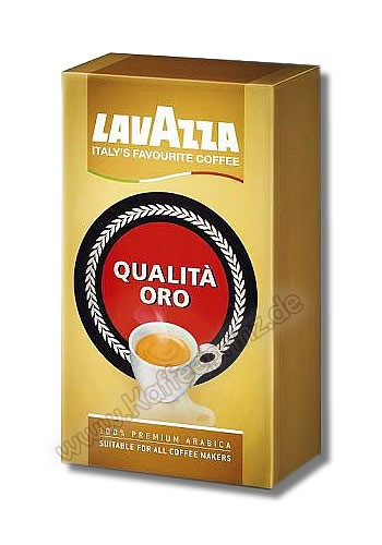 Lavazza Qualita Oro gem. 250g