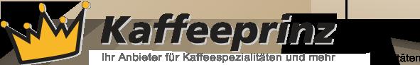 Kaffeeprinz Shop - Kaffeepads, Kaffeespezialitäten zu fairen Preisen