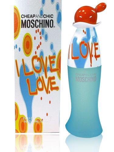 Moschino I Love Love 100 ml EDT Spray – Bild 1