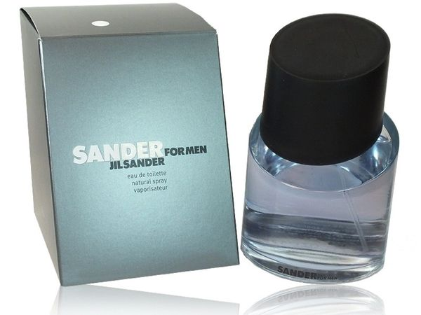 Jil Sander for Men 125 ml EDT Spray