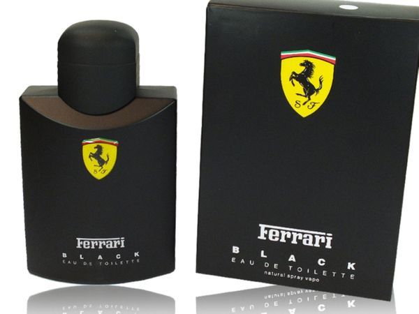 Ferrari Black 125 ml EDT Spray