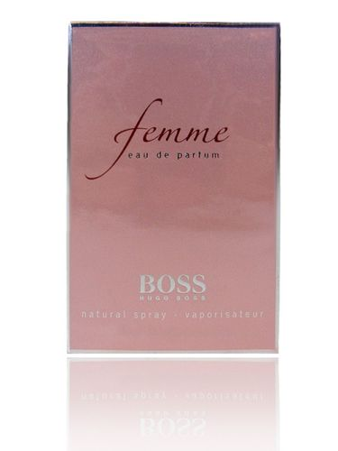Boss Femme 75 ml EDP Damenduft Parfum Spray