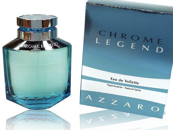 Azzaro Chrome Legend 125 ml EDT Spray
