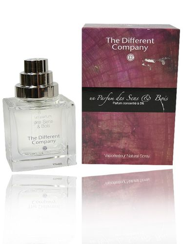 The Different Company Sens & Bois 50 ml Parfum TDC