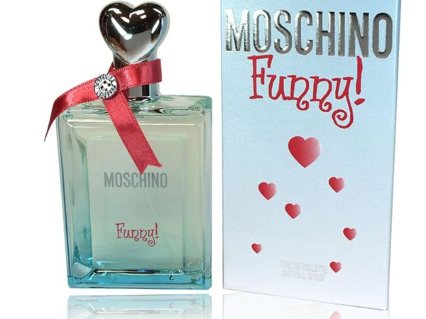 Moschino Funny! 100 ml EDT Spray Damenduft