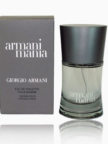 Armani Mania 100 ml EDT Spray Herrenduft