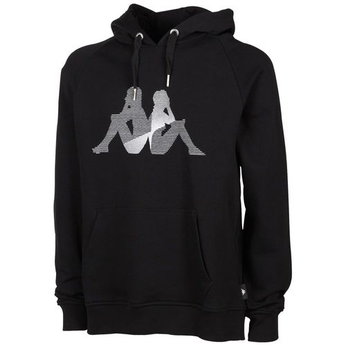 Kappa Berlin Hooded 005 Schwarz Sweartshirt Kids