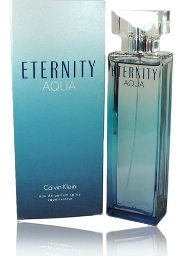 CK Calvin Klein Eternity Aqua 100 ml EDP Damenduft Spray