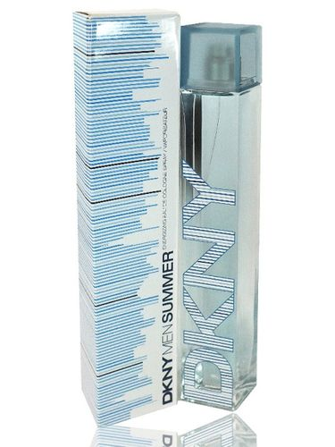 DKNY Men Summer 100 ml Eau de Cologne Spray Herrenduft
