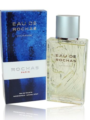 ROCHAS Eau de Rochas 100 ml EDT Spray Herrenduft