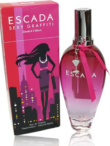 Escada Sexy Graffiti 100 ml EDT Spray
