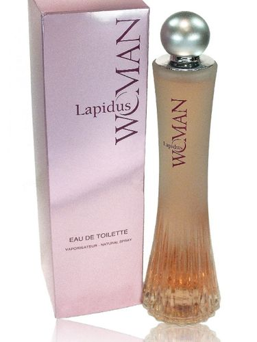 Ted Lapidus Woman 100 ml EDT Spray Damenduft