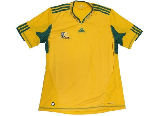 ADIDAS SAFA H JSY SS South African Football Trikot Größe L 2XL P41442