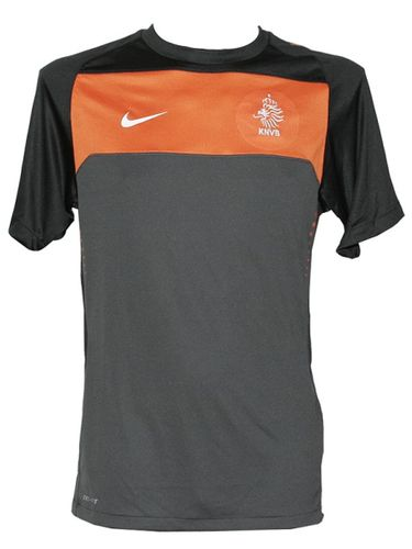 NIKE HOLLAND Nationalteam Herren Home Trikot 377346 Größe S XL grau