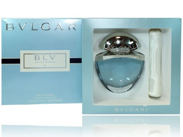 Bvlgari BLV II 25 ml EDP Spray Damenduft