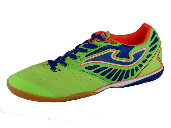 JOMA Supersonic 411 INDOOR Futsal Lemon Hallenschuhe