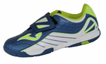 Joma TACTIL 404 Indoor Royal Klett Kinder Schuhe 001