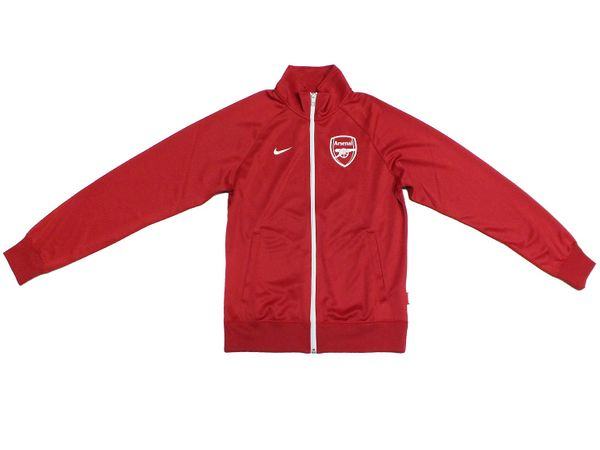 Nike ARSENAL Training Jacke 546710 Rot 618 EDEL