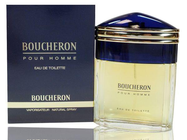 Boucheron pour Homme 50 ml Eau de Toilette spray
