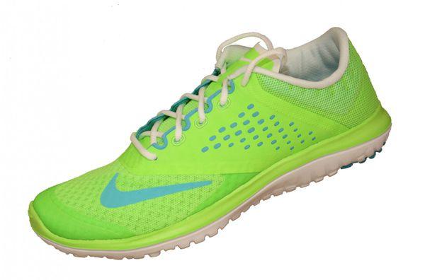 WMNS NIKE FS LITE RUN 2 Sneaker 684667 Neongelb 301 Running