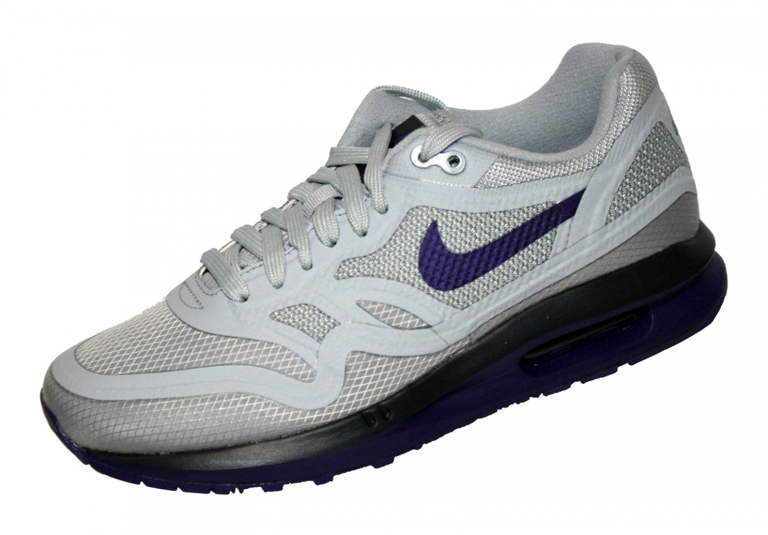 new products 0a708 26f3d WMNS Nike AIR MAX LUNAR 1 WR 654895 Grau 001 Sneaker