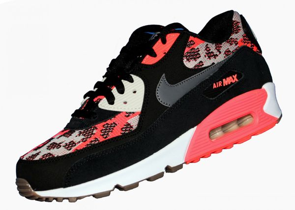 Nike AIR MAX 90 PA 749674 Hot Lava 800 Sneaker Limited