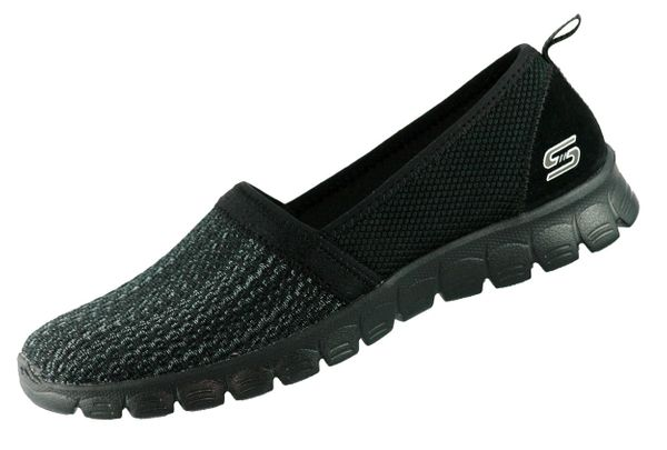 SKECHERS EZ FLEX 3.0 Big Money 23400 Schwarz BLK Memory Faom