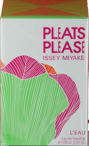Issey Miyake Pleats Please Leau 100 ml Eau de Toilette Spray