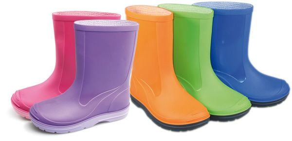 Beck Kinder Gummistiefel 486 Basic Royal tolles Design – Bild 2
