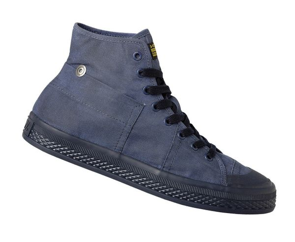 G-Star Raw Bronson Retro Herren High top Sneaker Dunkelblau