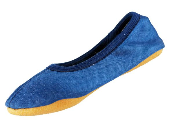 Beck 070 Basic Blau Kinder Damen Gymnastikschuhe