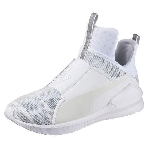 Puma Fierce Swan Wn's 189885 weiß 02 Sneaker Schuhe  – Bild 1
