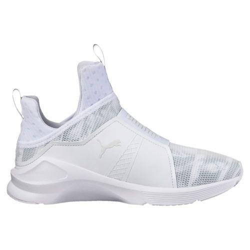 Puma Fierce Swan Wn's 189885 weiß 02 Sneaker Schuhe  – Bild 2
