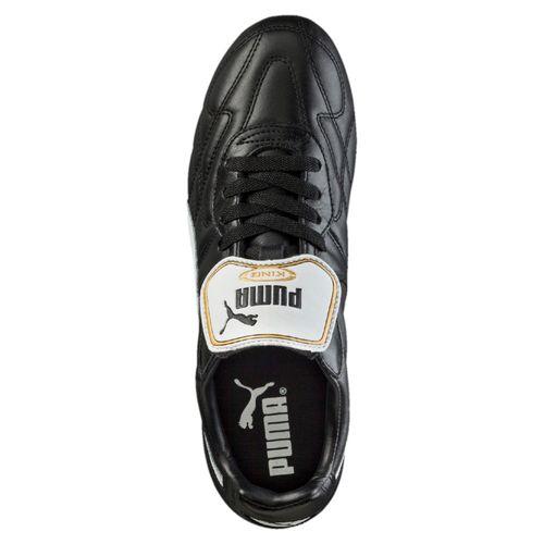 Puma KING Top di FG Leder 170115 schwarz 01 Fussballschuhe – Bild 2