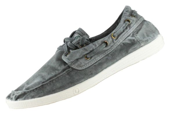 Natural World Eco 303E Sneaker 623 Grau Herren