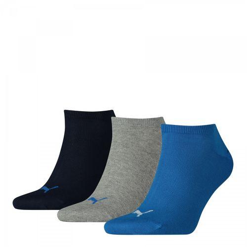 Puma Sneaker 3er Socken 261080001 Mehrfarbig 277 Füßlinge Unisex