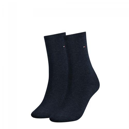 Tommy Hilfiger 2er Damen Sock Casual 371221 Jeans 356 Strümpfe