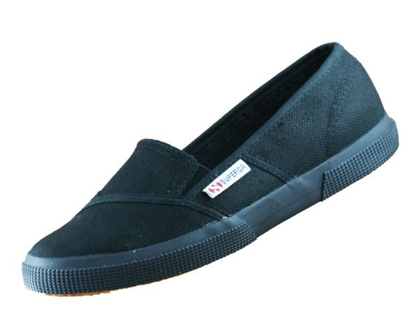 Superga 2210 cotw S007WA0 Schwarz 996 Damen Slip On