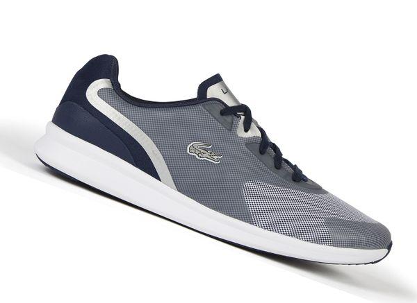 Lacoste LTR 317 Blau 734SPM0033003 Herren Sneaker