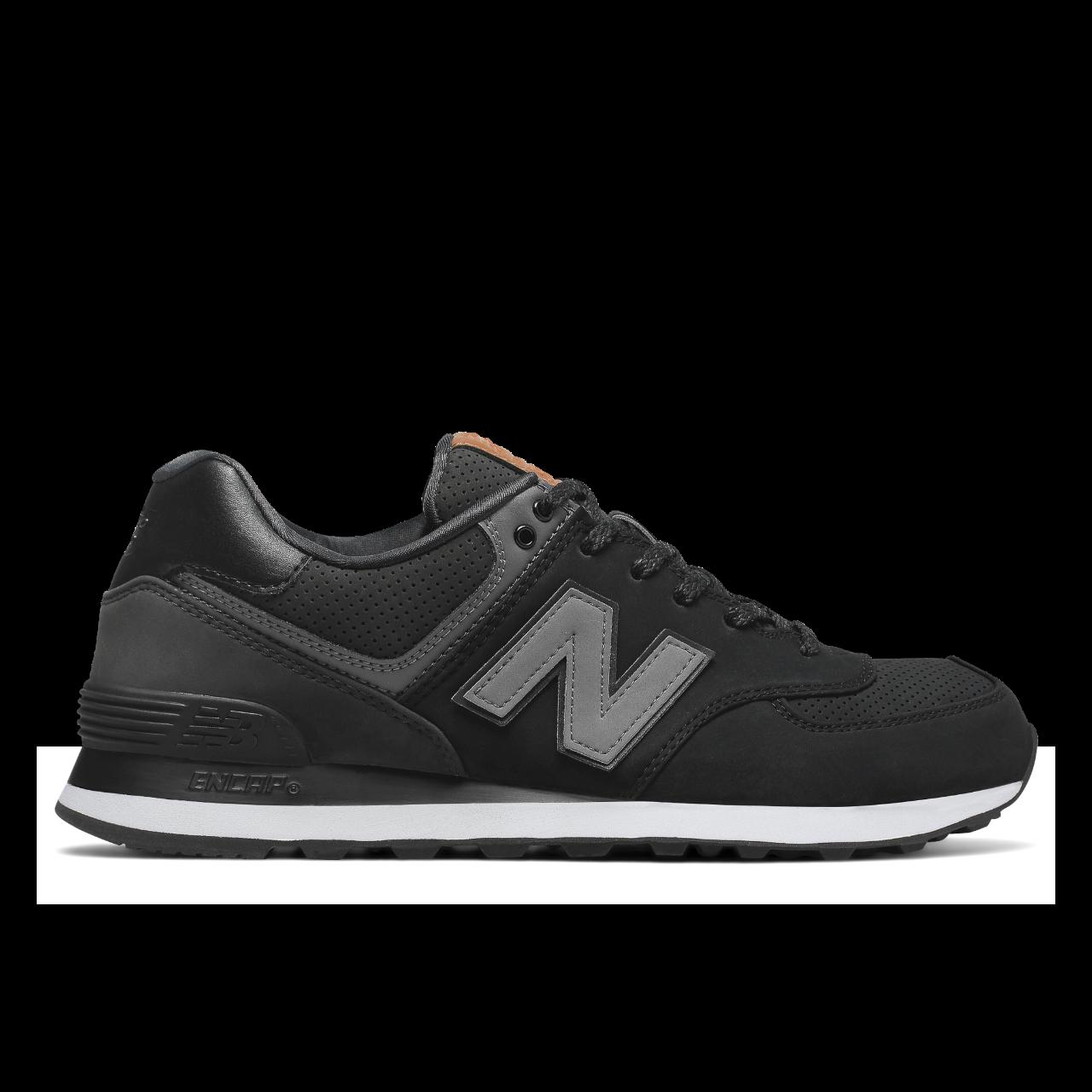new balance 574 classics ml574gpg retro herren sneaker. Black Bedroom Furniture Sets. Home Design Ideas