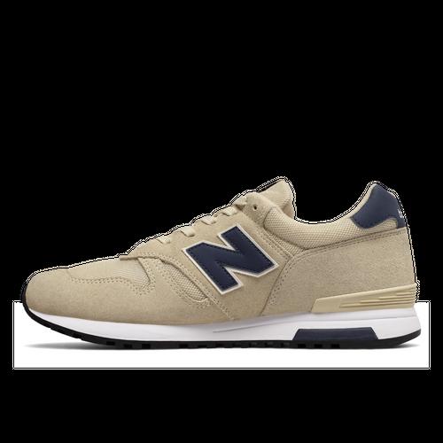 New Balance 565 Classics ML565SBN Beige Retro Herren Sneaker  – Bild 1