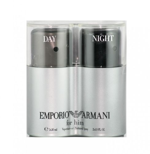 Emporio Armani He Night 2 x 30 ml edt Spray