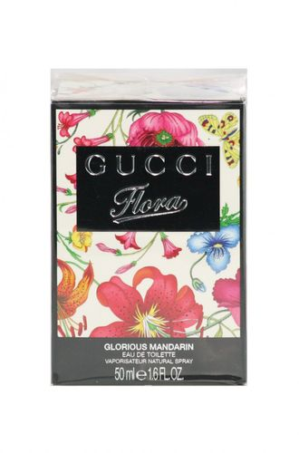 Flora By Gucci Glorius Mandarin 50 ml edt Spray Damenduft