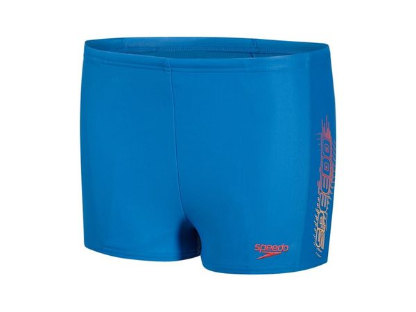 Speedo Logo Panel 8-09312B515 Gr. 140 Kinder Badehose